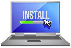instalacia softveru